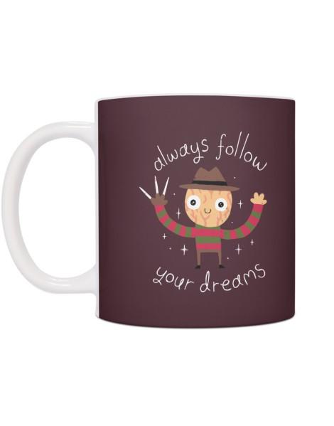 Always Follow Your Dreams Hero Shot