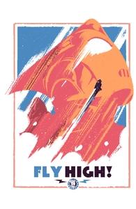 Fly high Hero Shot
