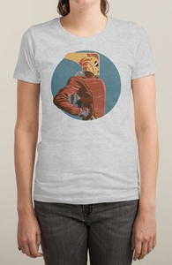 Rocketeer Bust Design Hero Shot