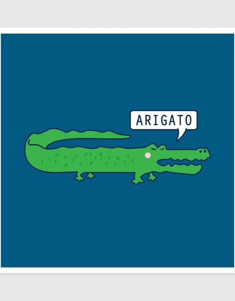 Arigator Hero Shot