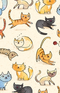 Cats Cats Cats Hero Shot