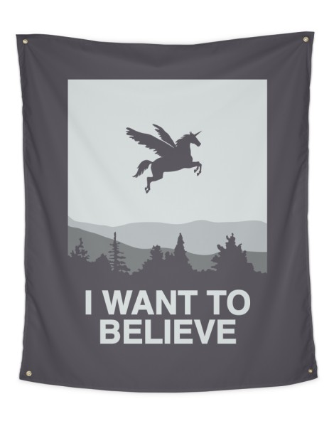 I want to believe Hero Shot