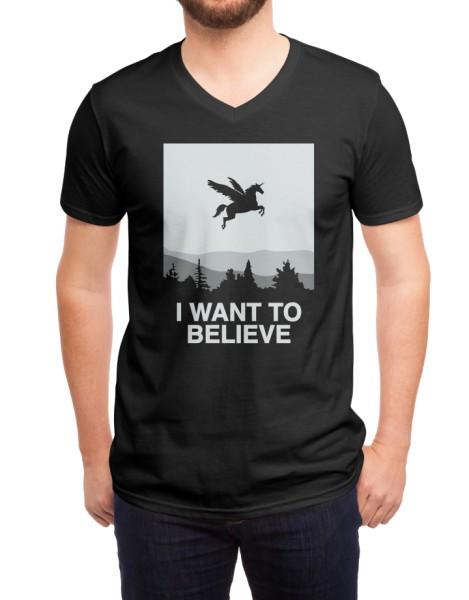 I want to believe Hero Shot