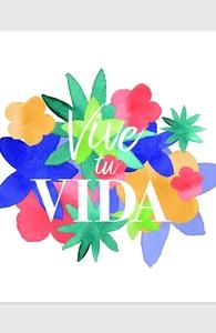 Vive tu Vida (Live Your Life) Hero Shot