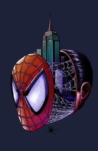 Spider-Man Deconstructed Hero Shot