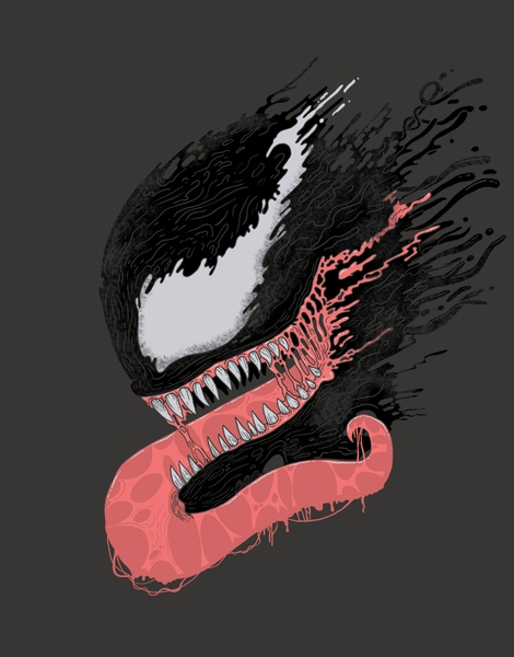 Venomized Hero Shot