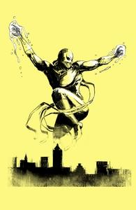 Iron Fist Hero Shot