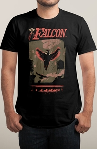 The Falcon Hero Shot