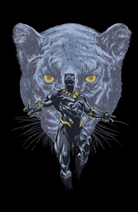 BLACK PANTHER Hero Shot