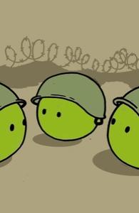 War And Peas Hero Shot