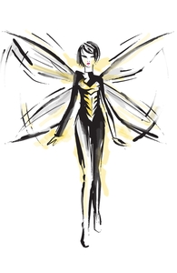 Janet van Dyne Hero Shot