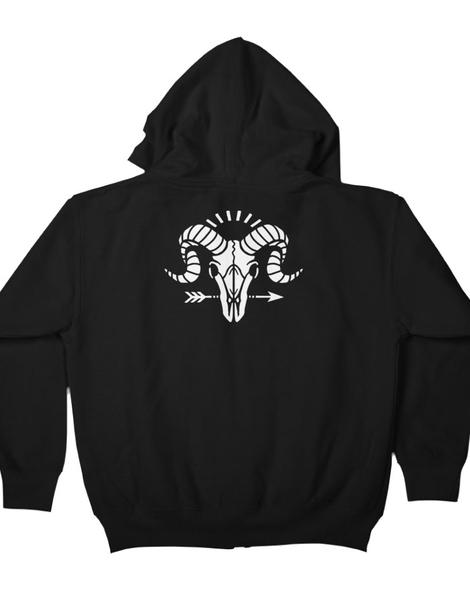 Goat Skull Hero Shot