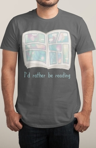 Rather Be Reading Hero Shot