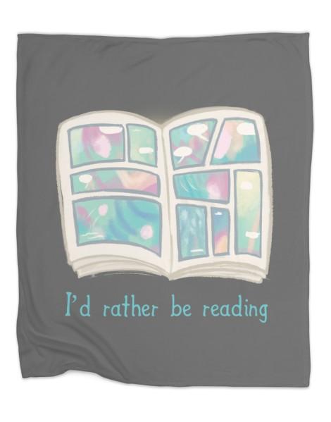 Rather Be Reading Hero Shot