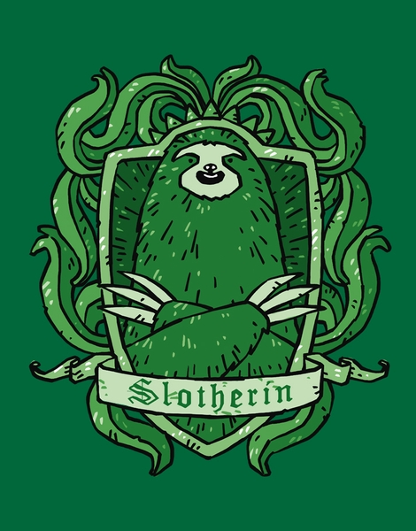 Slotherin Hero Shot