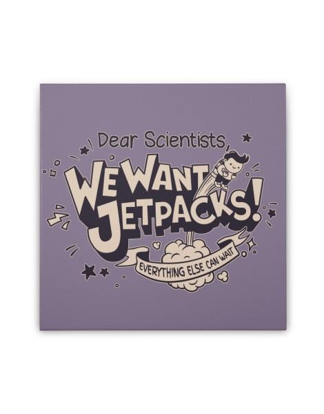 We Want Jetpacks! Hero Shot