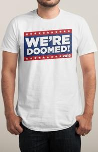 We're Doomed Hero Shot