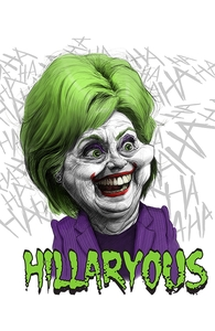 Hillaryous Hero Shot