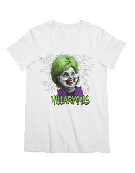 Hillaryous Hero Shot