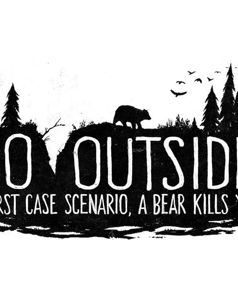 Worst Case Scenario, A Bear Kills You Hero Shot