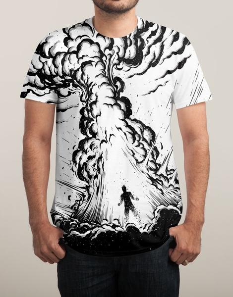 Explosion Hero Shot