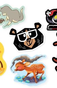 Sticker Pack - andyg Hero Shot