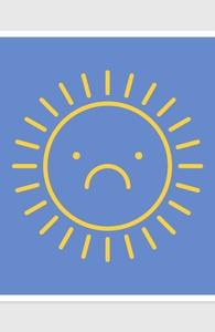 Sad Sun Hero Shot