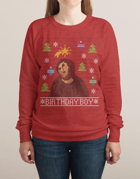 Ugly Jesus Sweater Hero Shot