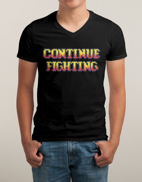 Continue Fighting Hero Shot