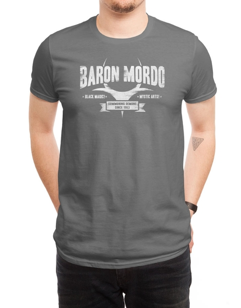 BARON MORDO Hero Shot