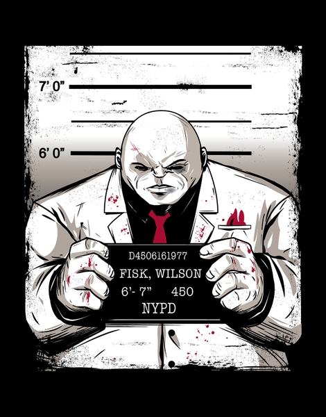 KINGPIN MUGSHOT Hero Shot