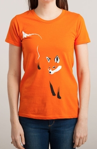 Foxy, New Designs and Recent Reprints + Threadless Collection