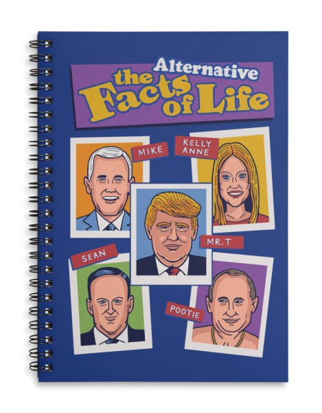 The Alternative Facts of Life Hero Shot