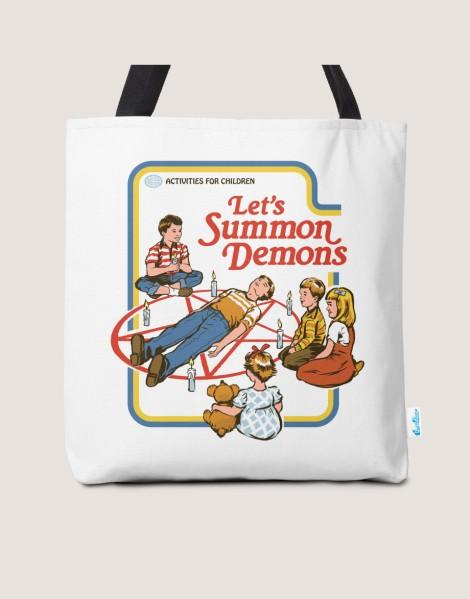 Let's Summon Demons Hero Shot