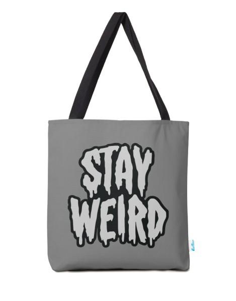 Stay Weird Hero Shot