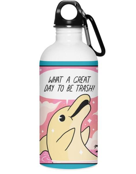 Trash Dolphin Hero Shot