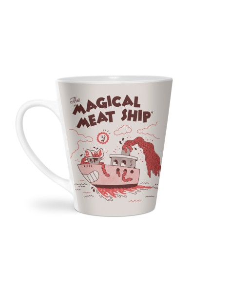 The Magical Meat Ship Hero Shot