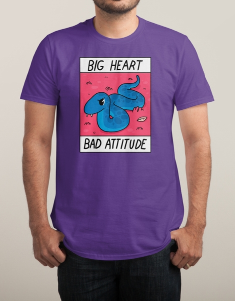 Big Heart/Bad Attitude Hero Shot