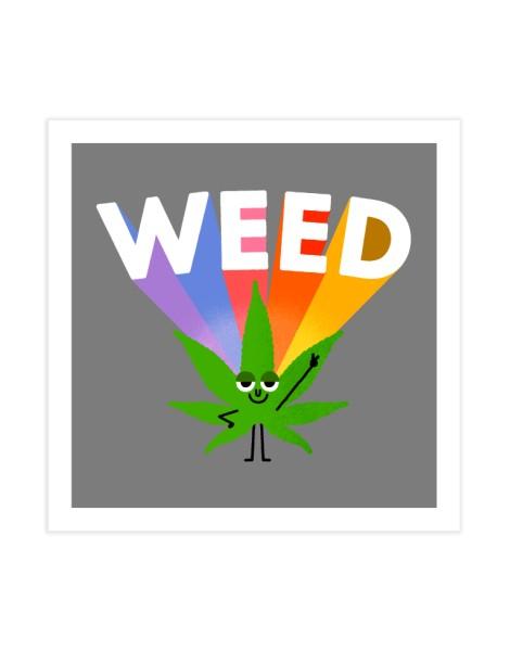 Weed Hero Shot