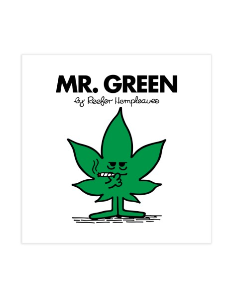 Mr. Green Hero Shot