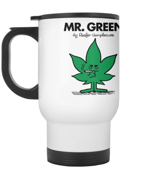 Mr. Green Hero Shot