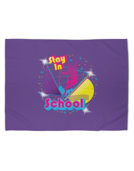 STAY IN SCHOOL... Hero Shot