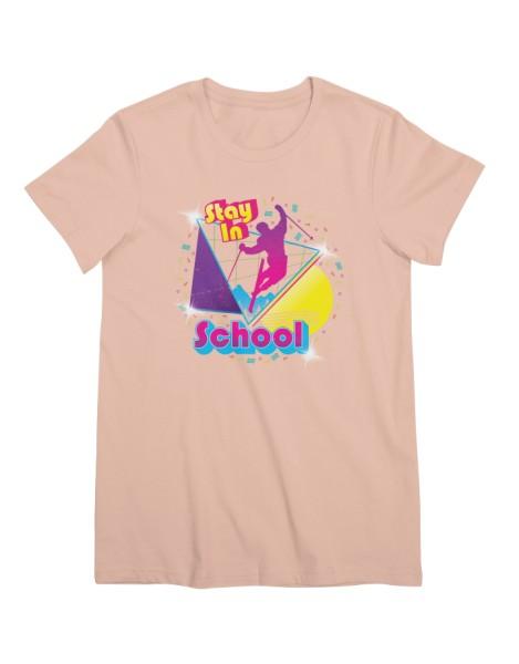 STAY IN SCHOOL... Hero Shot