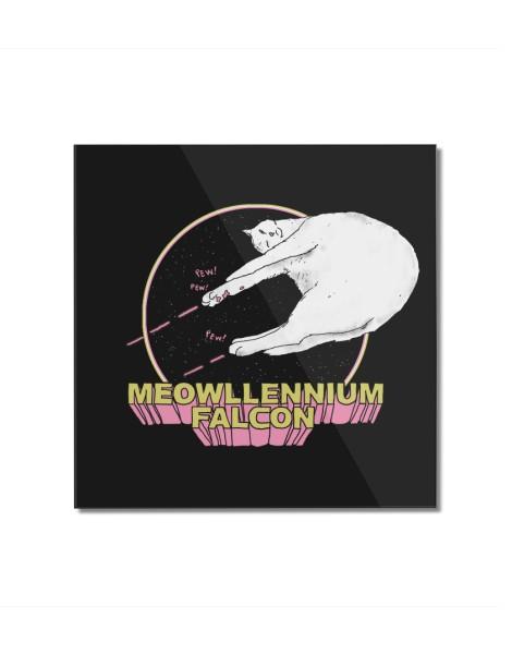Meowllennium Falcon Hero Shot