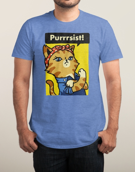 Purrrsist! Hero Shot