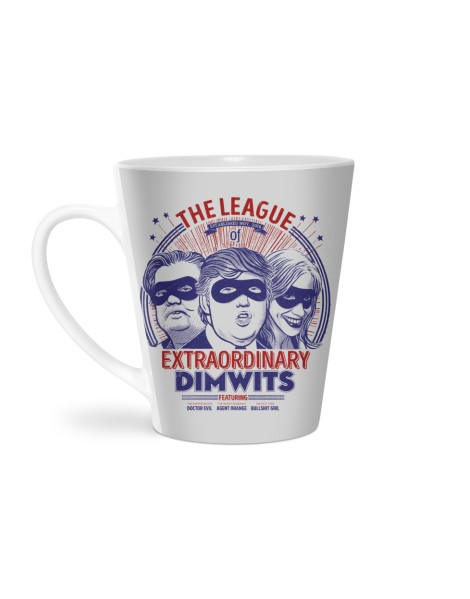 The Extraordinary League of Dimwits Hero Shot