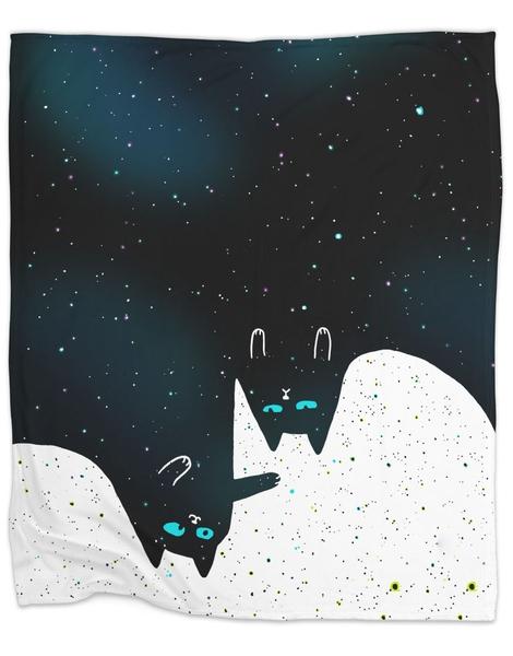 Space Cat Galaxy Legs Wat Hero Shot
