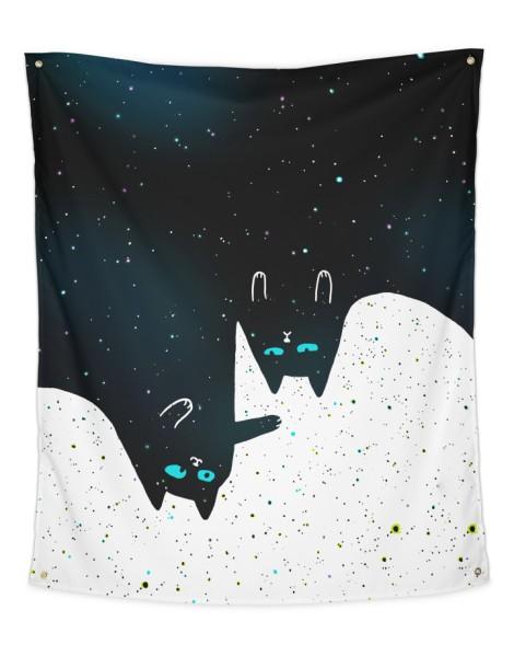 Space Cat Galaxy Hero Shot