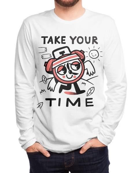 Take Your Time Hero Shot