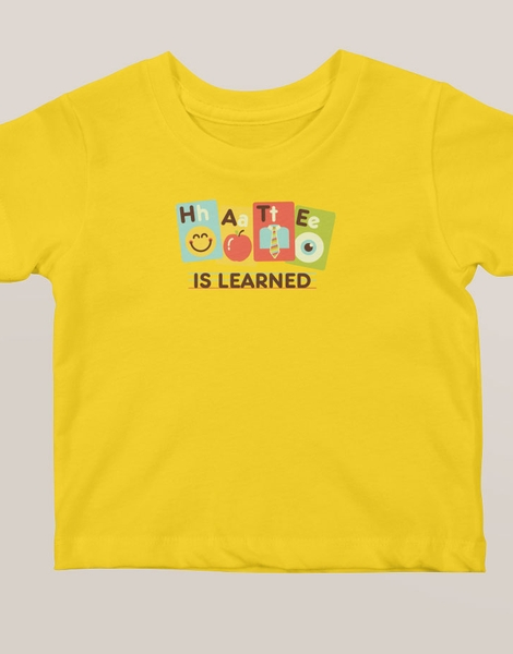 Hate Is Learned Hero Shot